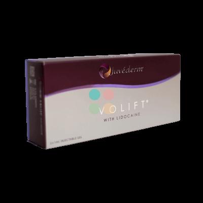 Juvederm Volift Lidocaine 2x1ml