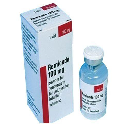 REMICADE 100 mg 1 vial