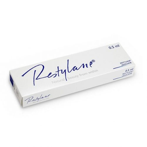 RESTYLANE LIDOCAINE 0.5ML
