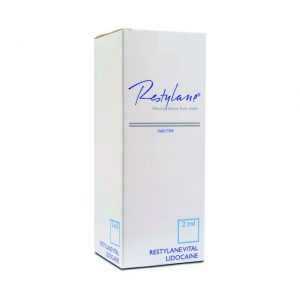 RESTYLANE VITAL LIGHT INJECTOR Lidocaine 2ml - Buy online on Filler Supplies
