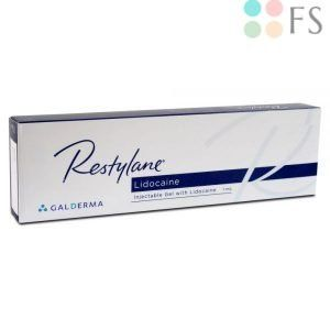 Restylane Lidocaine 1ml - Buy online on Filler Supplies USA