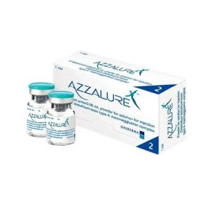 azzalure 125u - Buy online on Filler Supplies