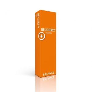 BELOTERO BALANCE Lidocaine 1ml - Buy online on Filler Supplies