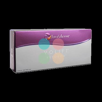 Juvederm Volift Retouch Lidocaine 0.55ml