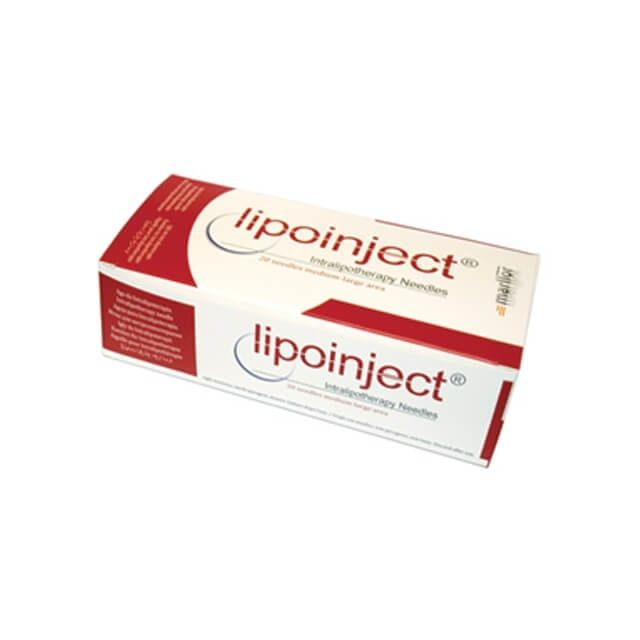 LIPOINJECT MEDIUM-LARGE AREA 24G