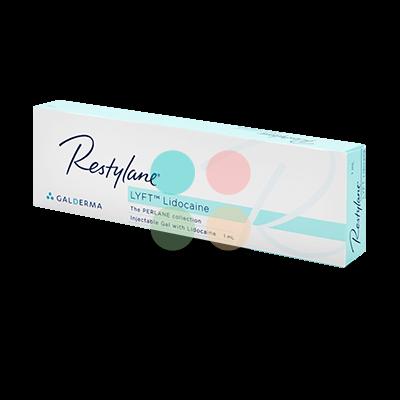 Restylane Lyft (Perlane) Lidocaine