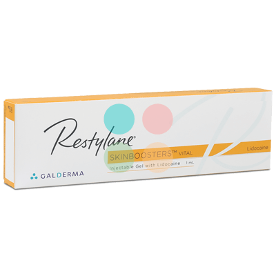 Restylane Skinboosters Vital with Lidocaine 1ml