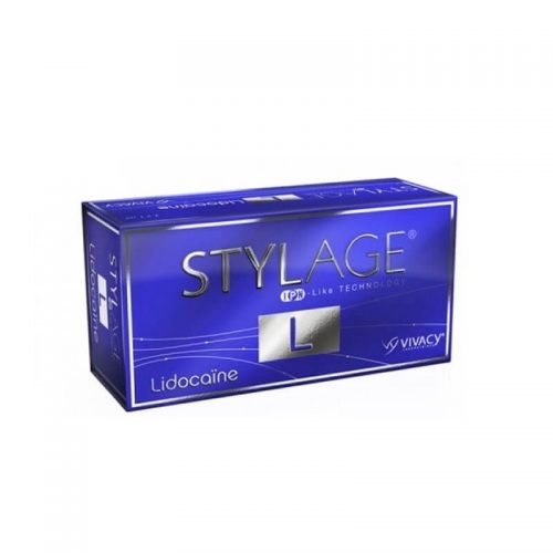 STYLAGE L Lidocaine 1ml 2 pre-filled syringes