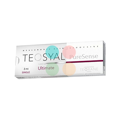 TEOSYAL PURESENSE ULTIMATE 3mL – Buy online on Filler Supplies