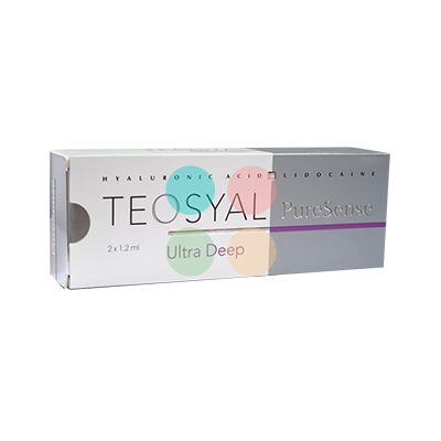 TEOSYAL PURESENSE ULTRA DEEP 2x1.2ml