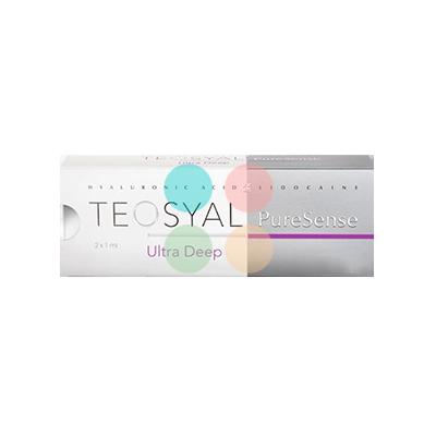 Teosyal PureSense Ultra Deep 2x1ml
