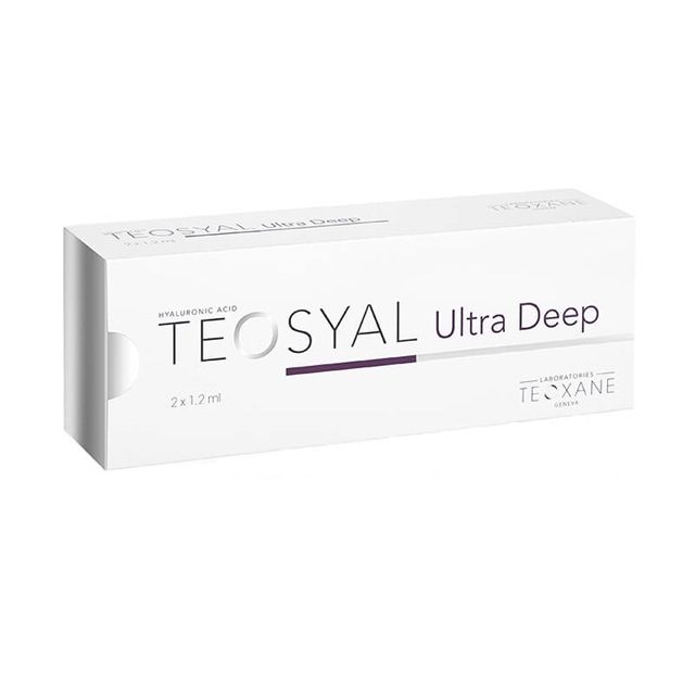 TEOSYAL ULTRA DEEP 2x1mL