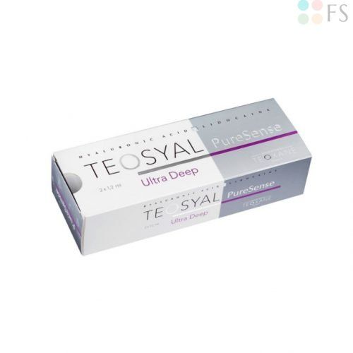 TEOSYAL PURESENSE ULTRA DEEP 2×1.2ml