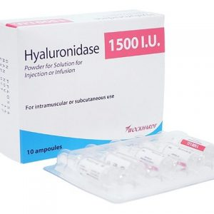 HYALASE 1500IU - Buy online on Filler Supplies