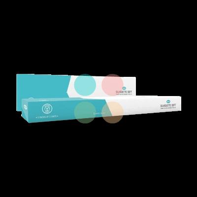Silhouette Soft 8 Cones 2 Sutures 5 Packs
