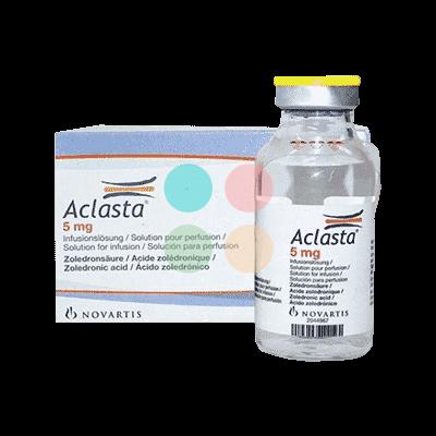 Aclasta (Reclast) 5mg (100ml - 1 vial) Non-English