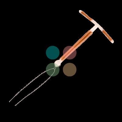 Copper TT 380 Slimline IUD