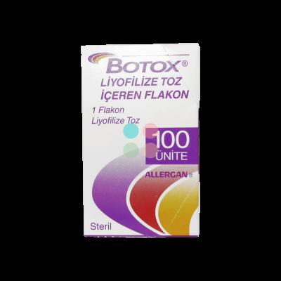 Botox 100IU Non-English (fs)