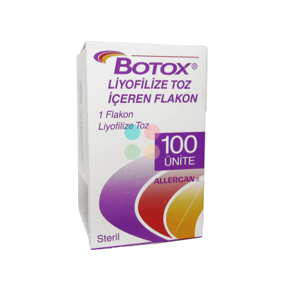 Botox 100IU Non-English (fs3)