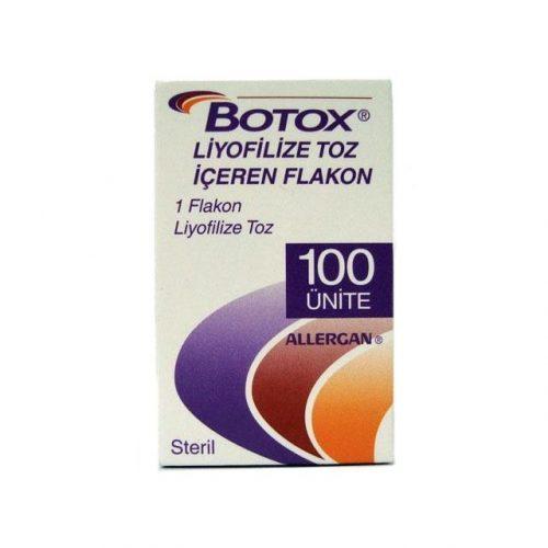 Botox 100U non-english