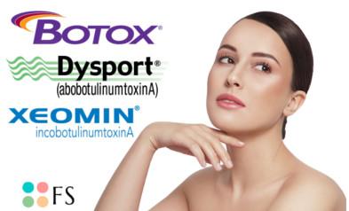 Xeomin vs Botox vs Dysport: Who Wins a Rivalry?
