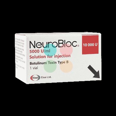 Neurobloc (Myoblock) 10000u