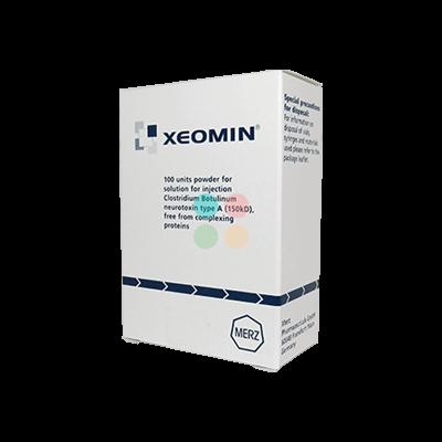 Xeomin 100U 1 vial