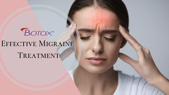 How Can Botox Help to Treat Migraines?