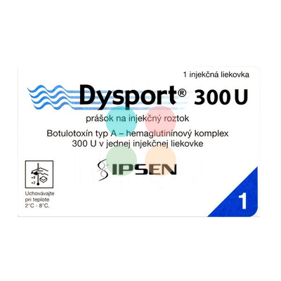 Dysport 300U Slovakia