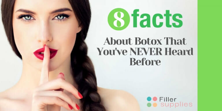 8 Fascinating Facts About Botox That You've NEVER Heard Before