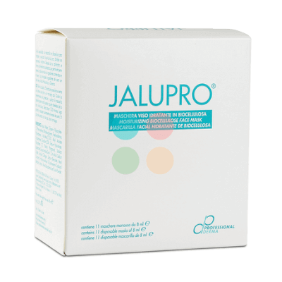 Jalupro Moisturizing Face Masks (11x8ml)