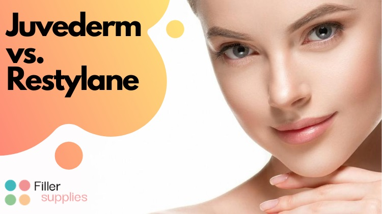 Juvederm vs. Restylane: Comparison of the Dermal Fillers