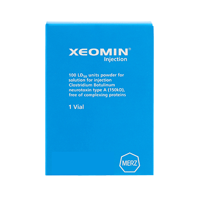 Xeomin 100U English/Korean
