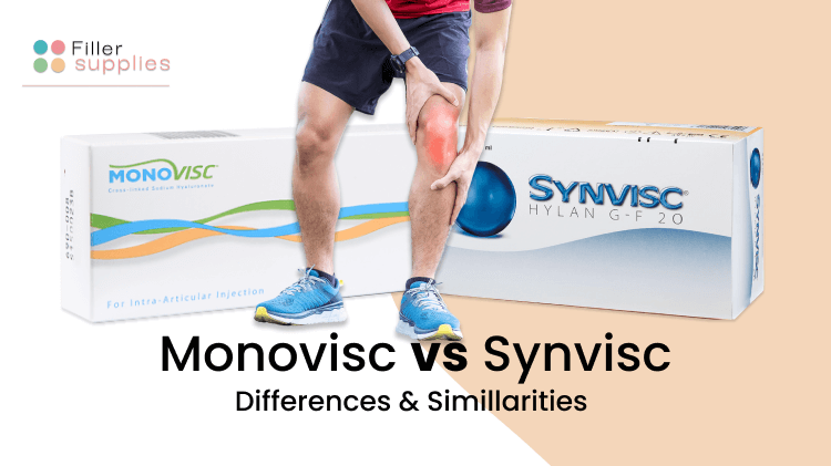 Monovisc vs Synvisc. What is Similar and What is Different?