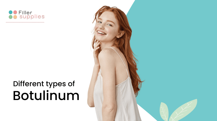 Chart for the Different Types of a Botulinum