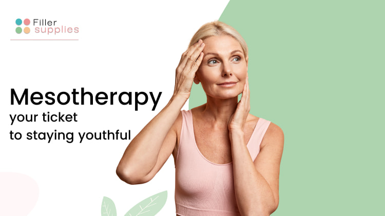 Mesotherapy is Your Ticket to Staying Youthful